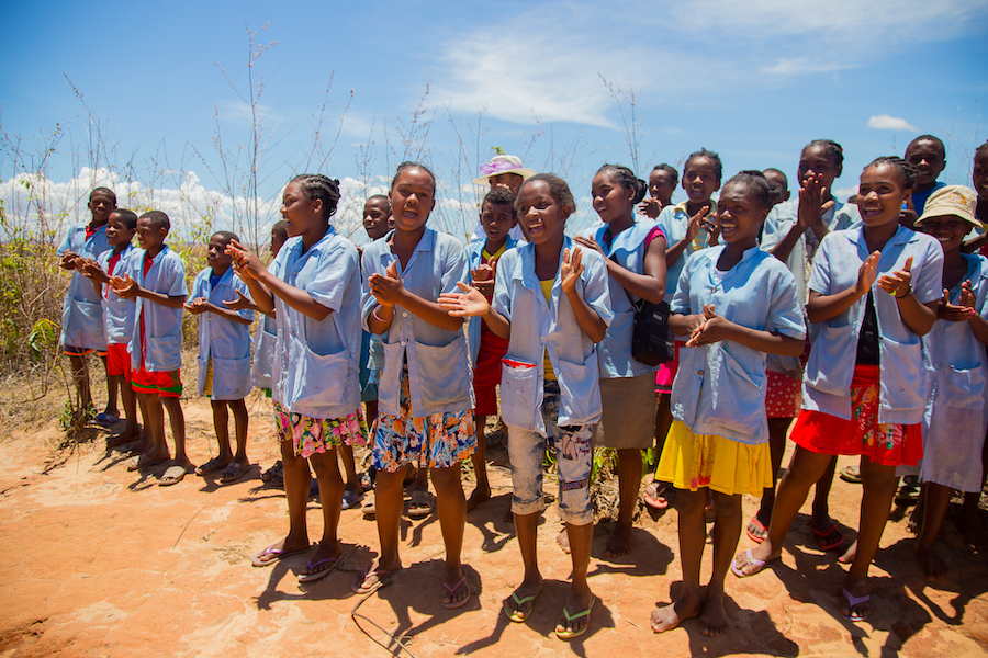 Since 2016, Zonta has supported Let Us Learn in Madagascar, a program that creates opportunites for vulnerable and excluded girls to realize their right to an education in a secure and protective environment.