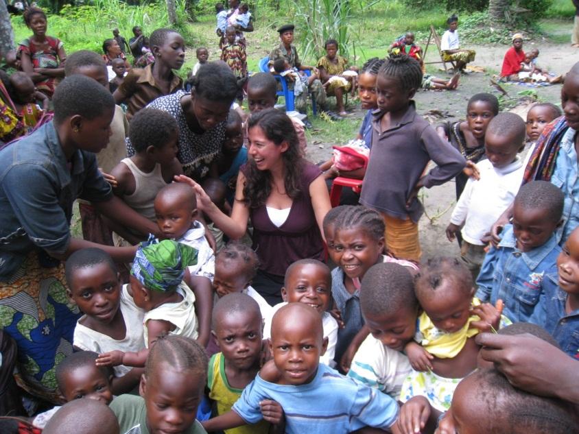 Valentina Buj, UNICEF Malaria Health Specialist