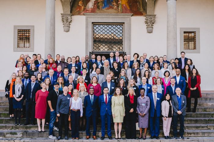 At UNICEF's International Council Meeting this past November, Sidibay joined the gathering of UNICEF partners, which for the first time included the 46 young people now serving as UNICEF's Youth Forum who presented their recommendations for how to addres