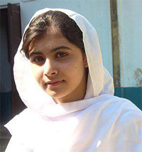 malala Malala Day: Support Education for Girls