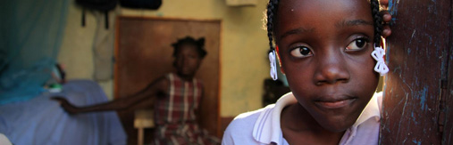 UNICEF's Work: Haiti
