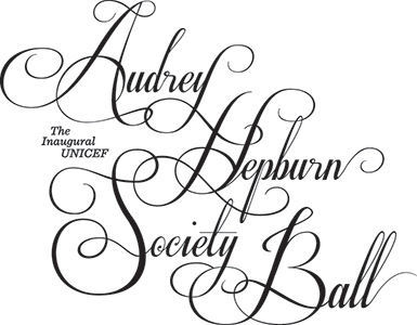 Audrey Hepburn Society Ball 2013