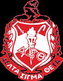 Delta Sigma Theta, logo