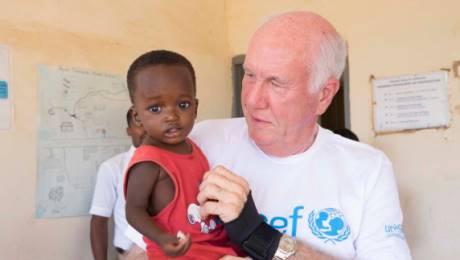 Stan Storey Kiwanis in Ghana Field Visit