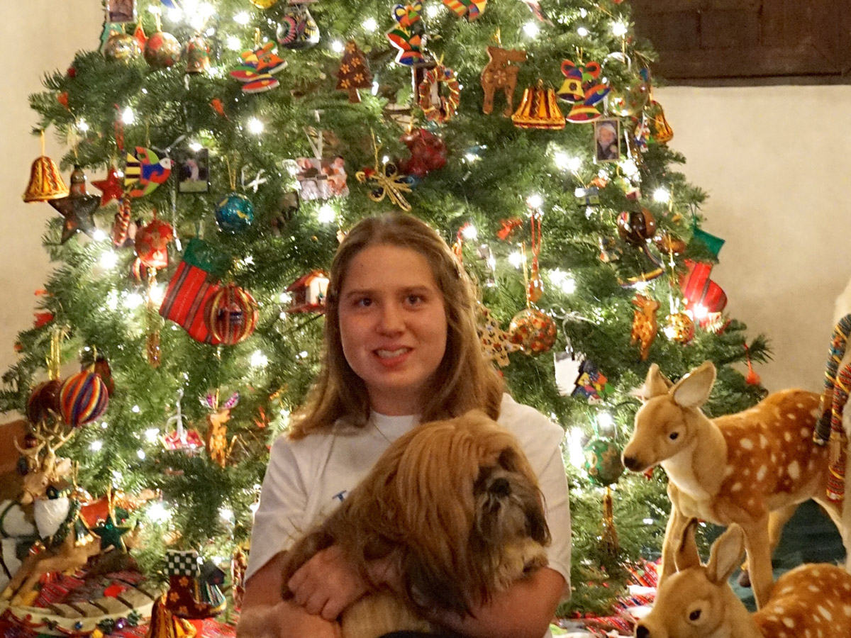 Lucy's UNICEF Market Christmas Tree