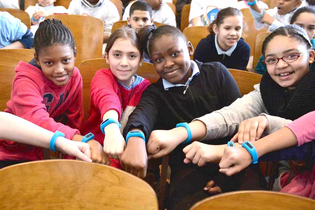 Get Active. Save Lives. With UNICEF Kid Power!