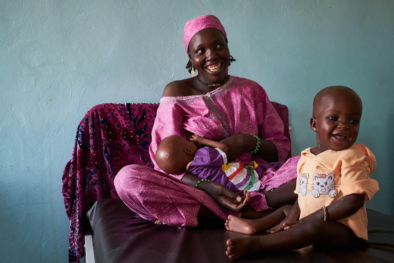 breastfeeding, Unicef, early childhood development