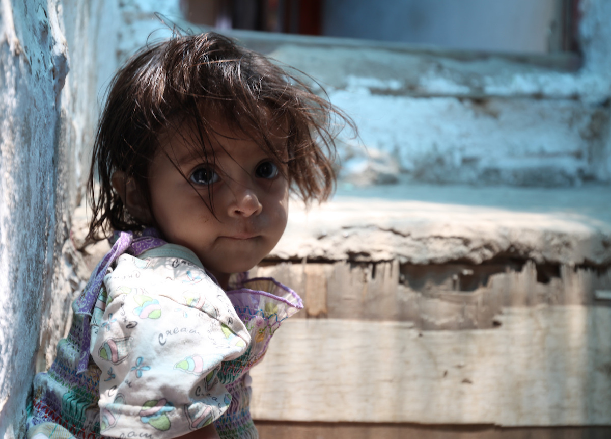 More than two years of conflict in Yemen have left 18.8 million people - some 70 per cent of the population - in need of UNICEF humanitarian assistance.