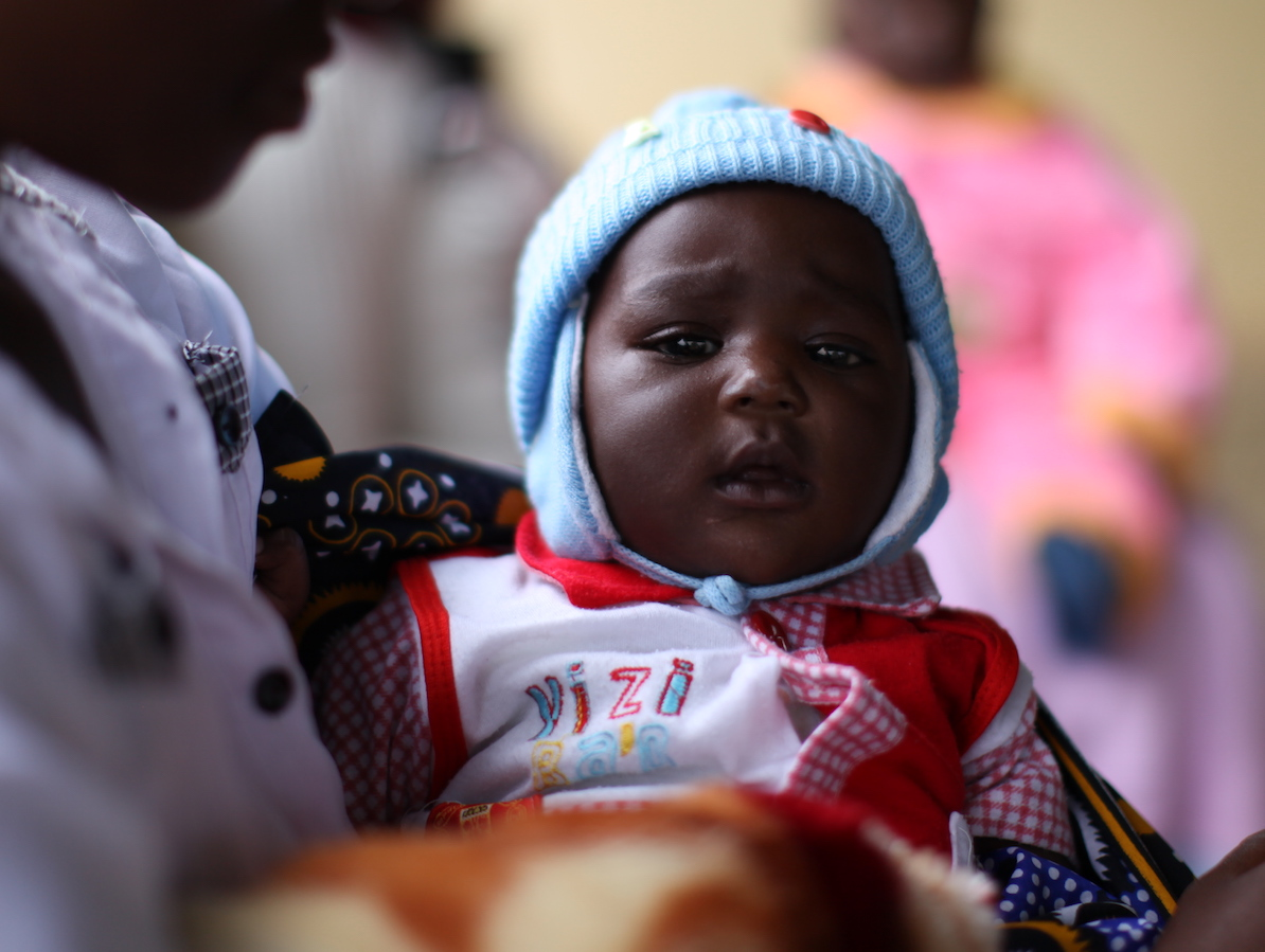 UNICEF, Kiwanis International and partners have worked hard to eliminate maternal and neonatal tetanus (MNT) in Kenya.