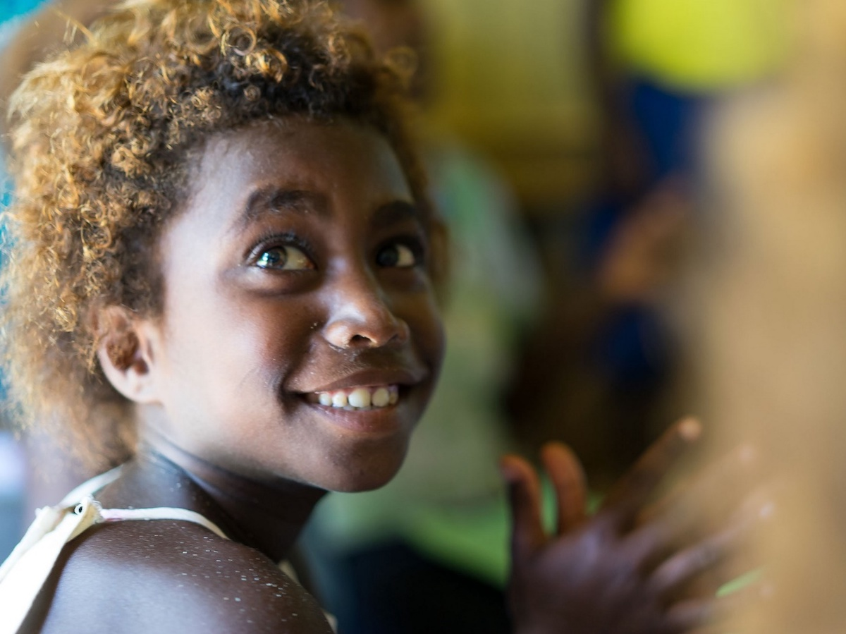unicef, unicef usa, alex and ani, papua new guinea, early childhood development, teacher training