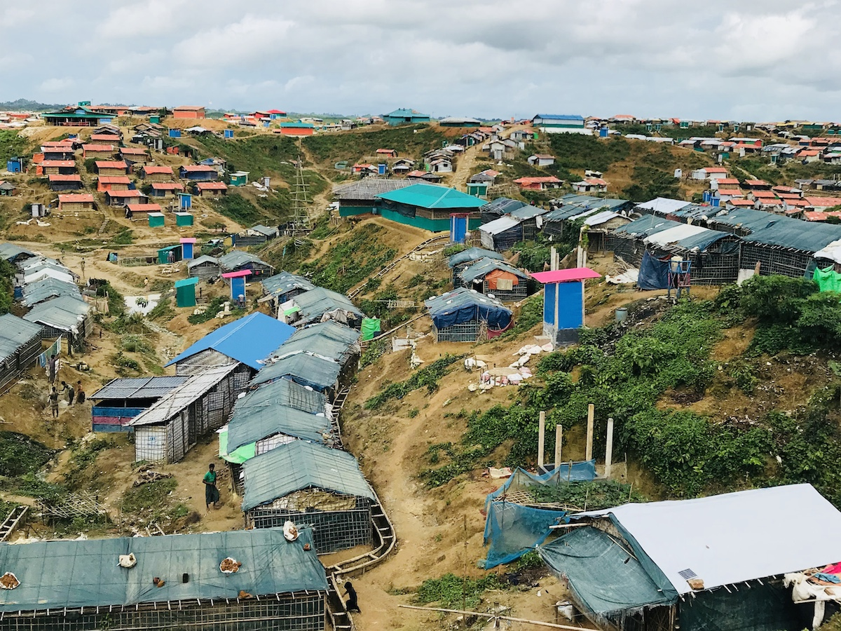 A visit to a Rohingya refugee camp in Bangladesh provides a first hand look at UNICEF's impact on the ground.