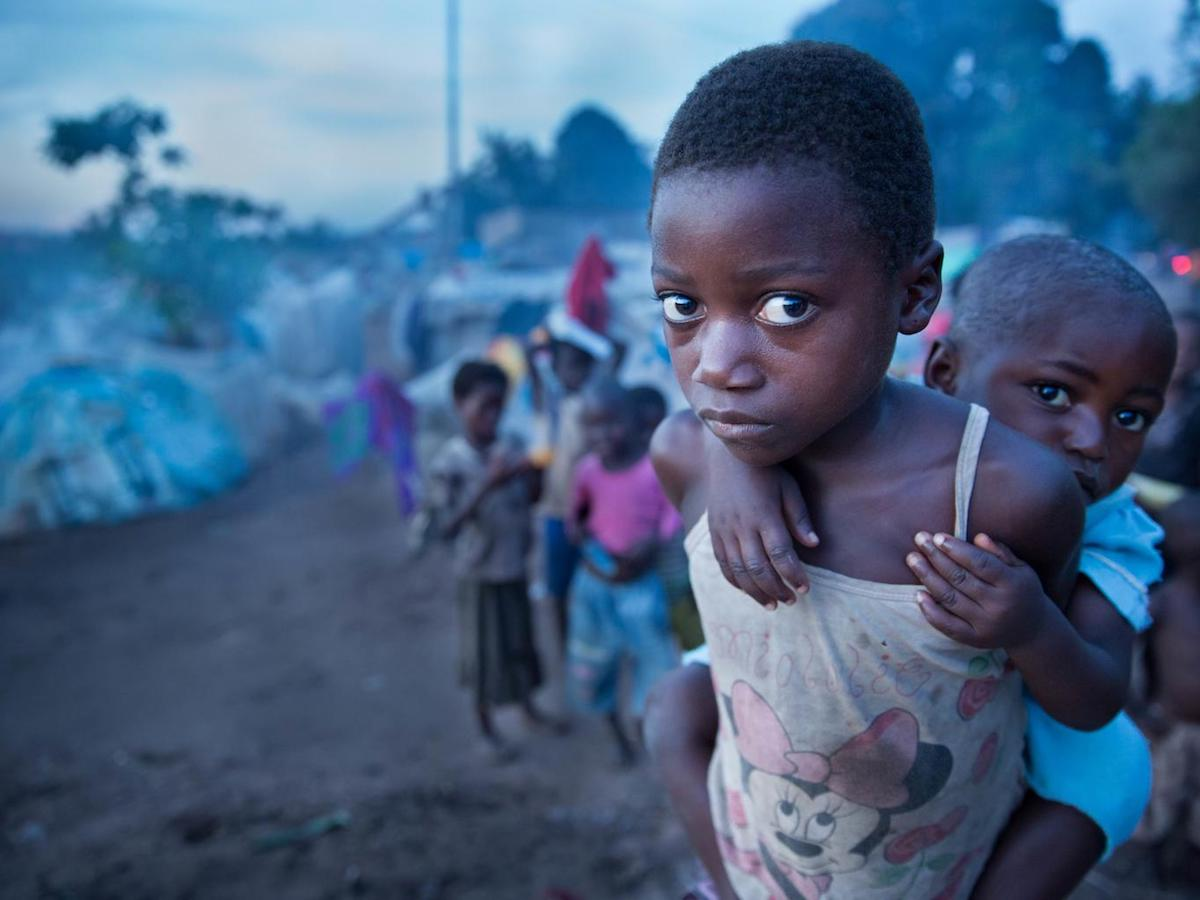 In the Democratic Republic of the Congo, inter-ethnic conflicts in the provinces of Tanganyika and South Kivu have displaced more than 1.3 million people. UNICEF is there to help.