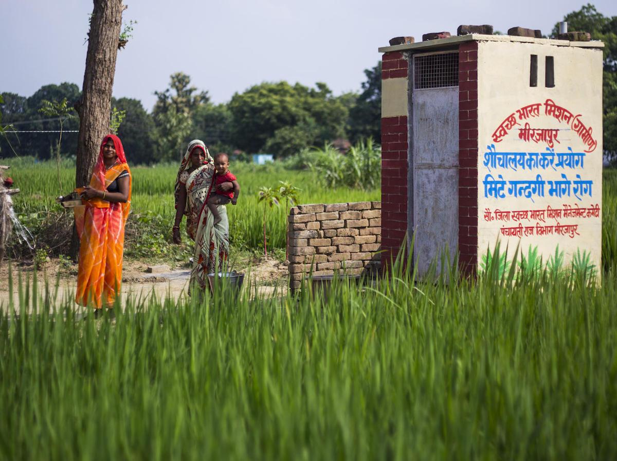 UNICEF, sanitation, World Toilet Day