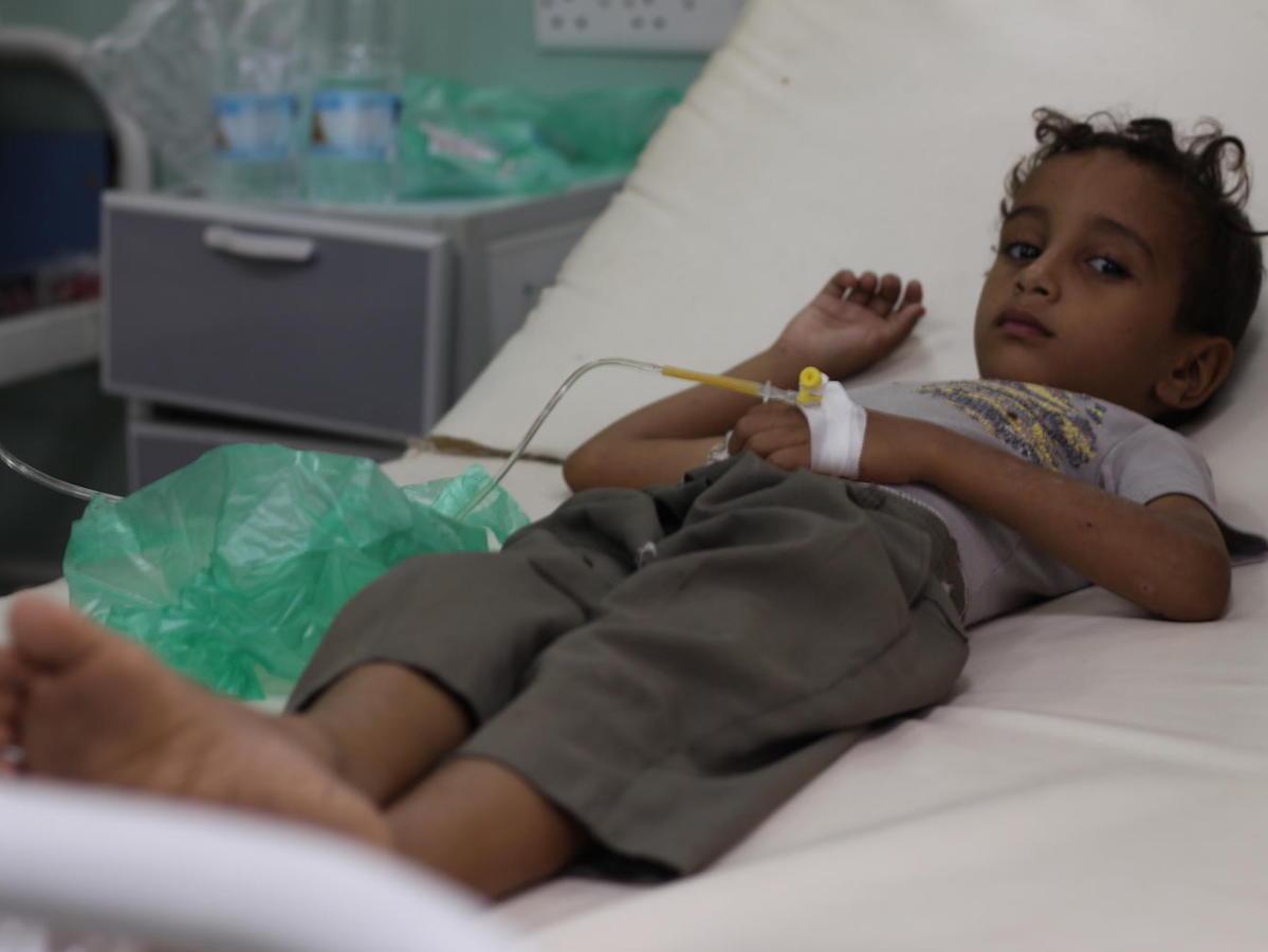 Unicef, Yemen, humanitarian crisis