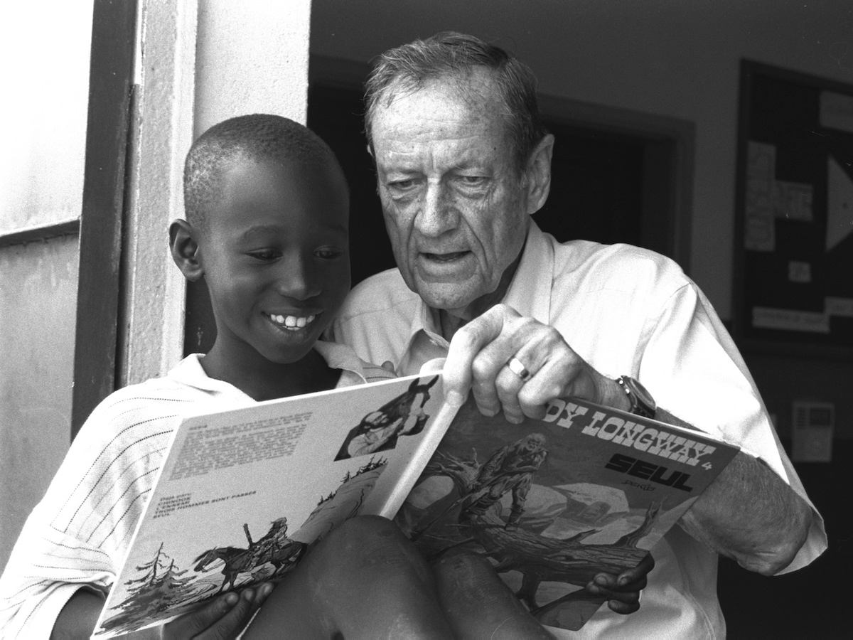Former UNICEF Executive Director Jim Grant excelled at building coalitions to save and protect the lives and futures of the world's children.