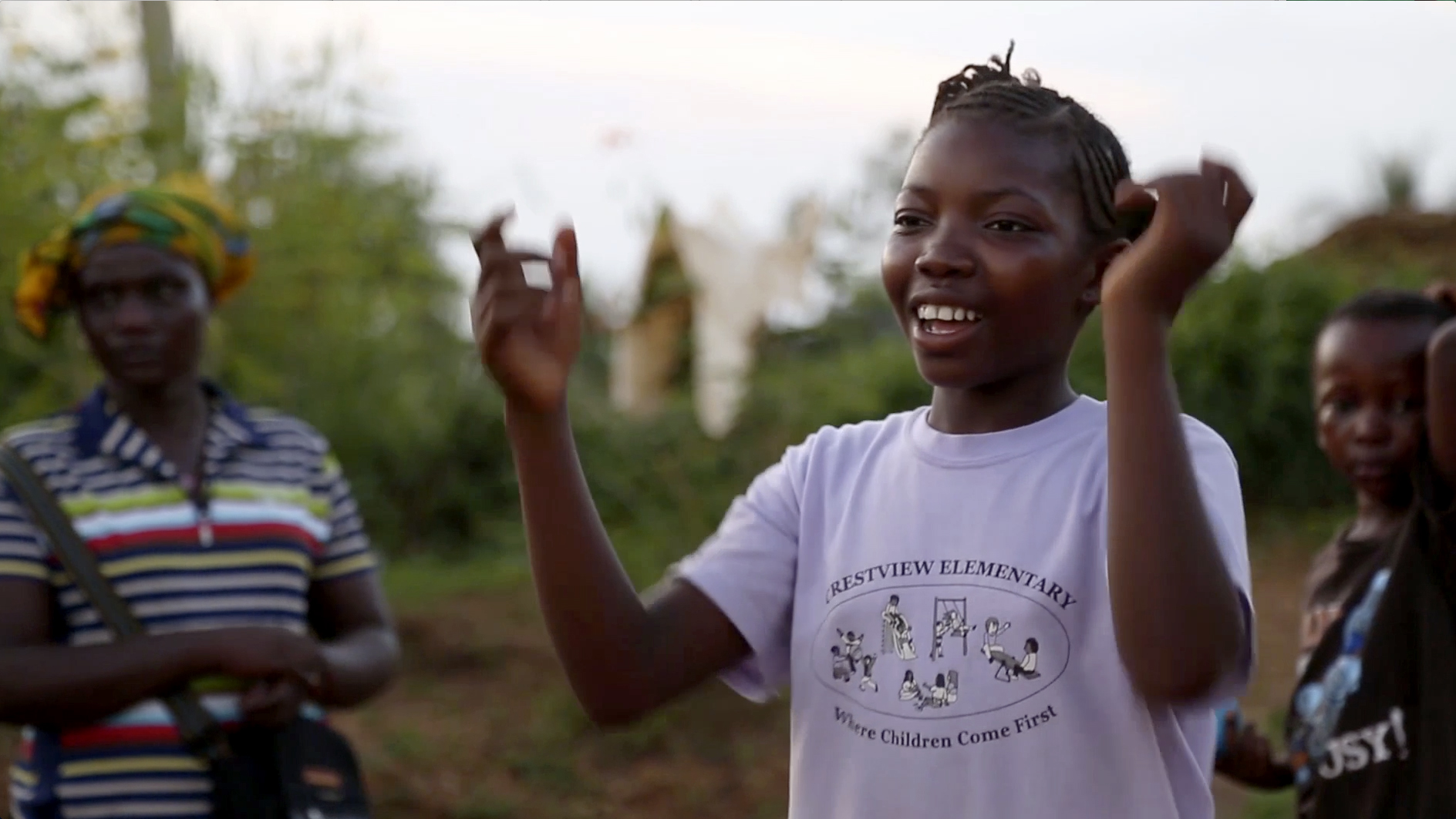 Leone, A 14-Year-Old Ebola Survivor Speaks Out (VIDEO) | UNICEF USA
