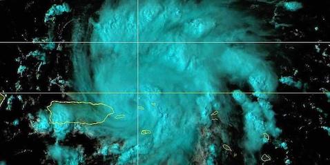 Hurricane Dorian Threatens Puerto Rico, Caribbean and Southeast U.S.