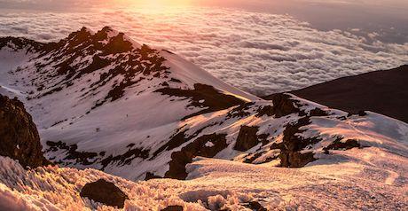 Lessons Learned and Money Raised on the Slopes of Kilimanjaro