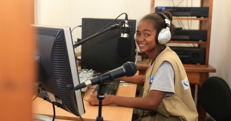 Teen Reporters in Madagascar Reshape Their Community