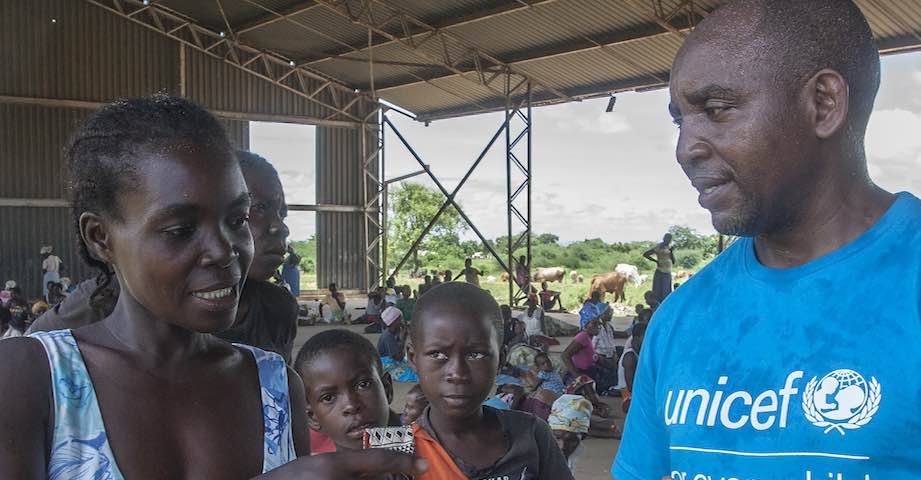 Cyclone Idai: UNICEF Helps Families in Malawi Keep Their Children Safe