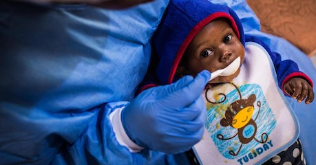 Already Fighting Ebola, the DRC Confronts a Measles Outbreak