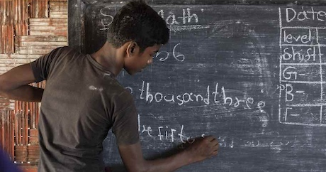 After Two Years in Limbo, Rohingya Children Crave the Chance To Learn