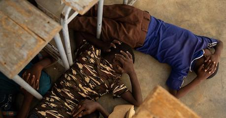 UNICEF Is Helping Children Driven Out of School by Violence in Africa
