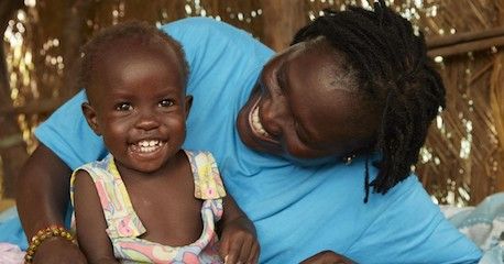 Helping Malnourished Babies Thrive in South Sudan