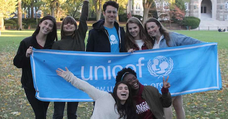 A Day & Night in the life of a UNICEF USA Intern (during the pandemic)