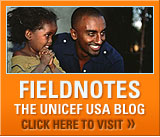 Fieldnotes: The UNICEF USA Blog