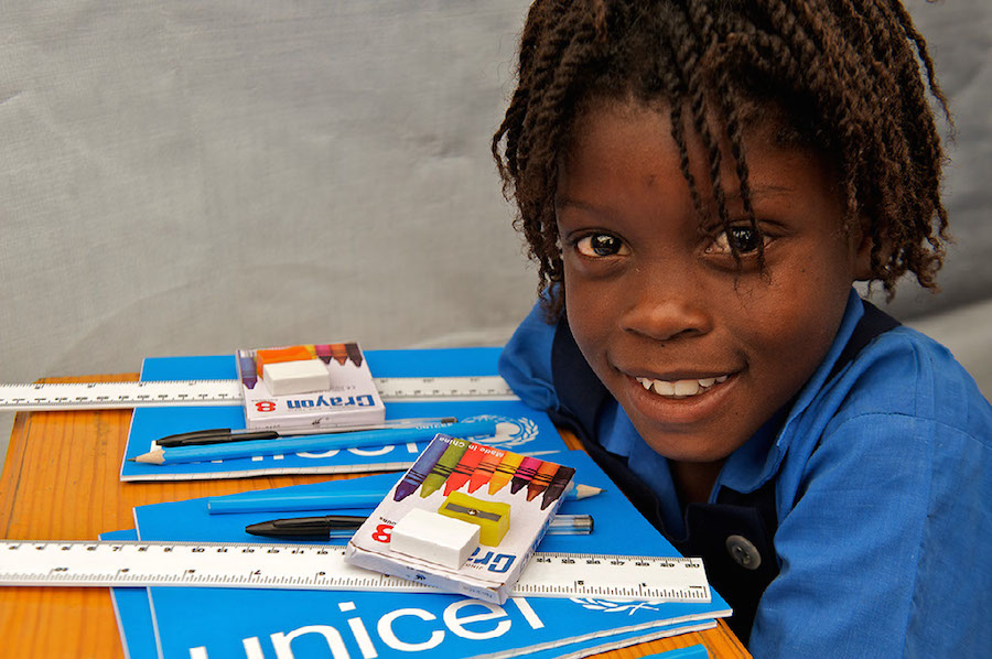 In 2017, UNICEF procured $3.46 billion in supplies and services for children in 150 countries and areas.