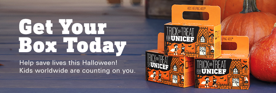Trick-or-Treat | Get Your Box Here!