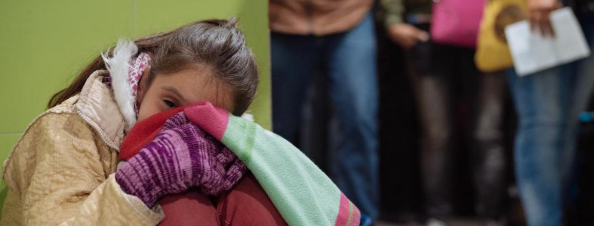 Eleven-year-old Nataly (name changed) got her period for the first time as her family, fleeing economic and social collapse in Venezuela, was walking from Colombia to Ecuador.