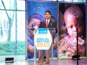 UNICEF USA 2015 Annual Meeting