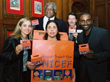 Marcus Samuelsson and Trick or Treat for UNICEF