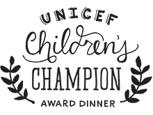 Children's Champion Award Dinner Logo Teaser