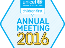 UNICEF USA 2016 Annual Meeting Badge