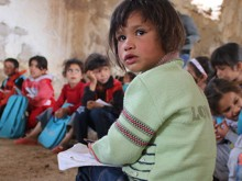 Voice Your Concern to Congress for Aleppo's Children