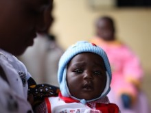 UNICEF, Kiwanis International and other partners have worked hard to eliminate maternal neonatal tetanus (MNT) in Kenya.