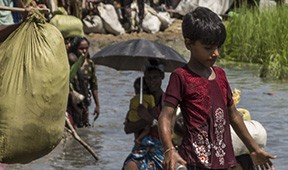 Around the world UNICEF is there to help