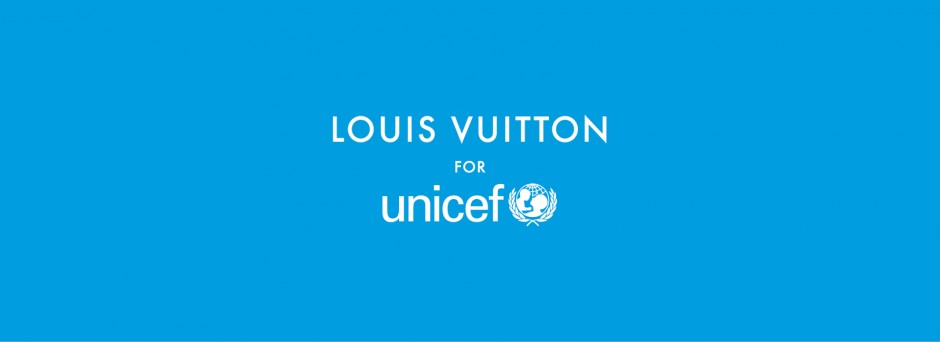 Louis Vuitton for UNICEF Banner
