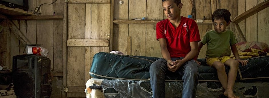 At the age 16, Alexis packed his meager belongings and hit the road, hoping to escape the bitter poverty in which he grew up in Honduras. But for Alexis, the journey ended in Mexico, when he fell off a freight train and lost his right leg.
