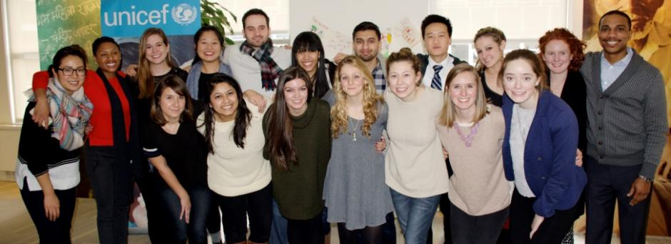 Global Citizenship Fellows Class of 2015