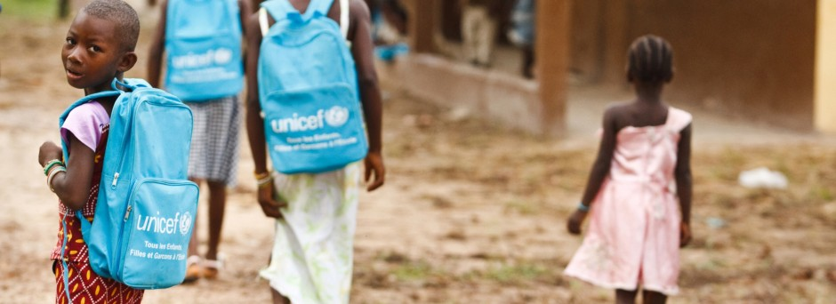 Côte d Ivoire Girls Access Education in Emergencies
