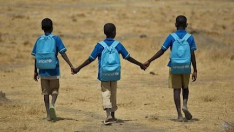 UNICEF is working with partners to explore how blockchain technology can help improve children's lives.