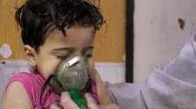 A suspected chlorine gas attack in Douma, Syria killed dozens of people and injured more than 500.