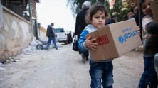 unicef, syria, refugees, giving back