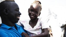 UNICEF, South Sudan, South Sudan civil war, family reunification