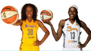 Nneka and Chiney Ogwumike are partnering with the U.S. Fund for UNICEF to support UNICEF's efforts in Nigeria.