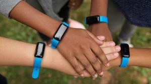 UNICEF Kid Power Bands give kids the power to get active and save lives.